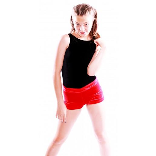 Bloch Leos Velvet kraťasy, šortky pro děti