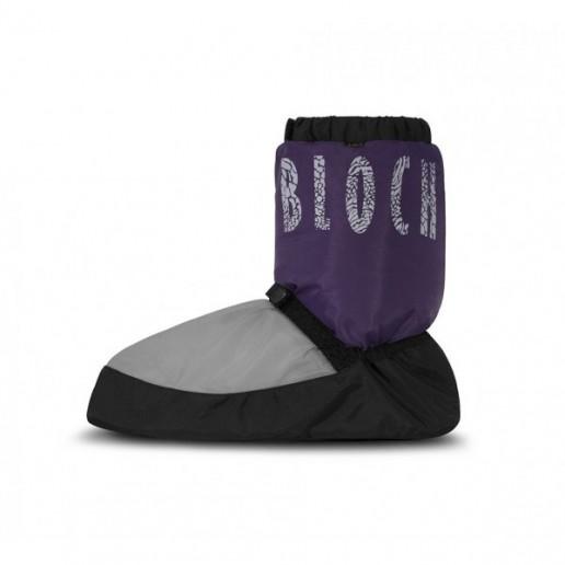 <span style='color: red;'>Prodej skončil</span> Bloch booties tříbarevné, pro dospělé