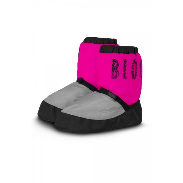 Bloch booties tříbarevné, pro děti