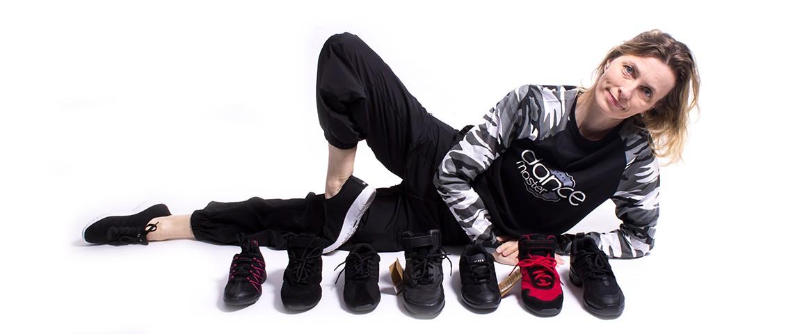 Jak si vybrat taneční sneakery?