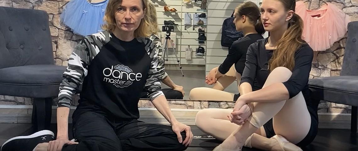 7 nejčastějších chyb při výběru baletní špičky