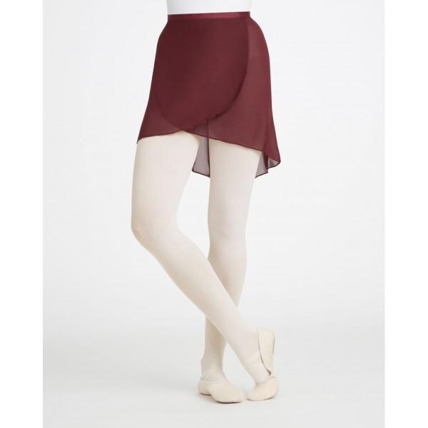 Capezio baletní sukně na zavinování