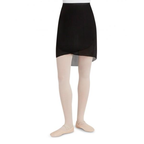 Capezio zavinovací sukně dlouhá