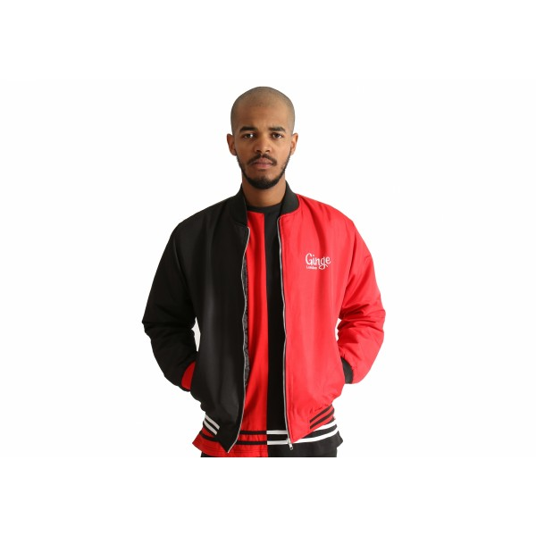Ginge London Harlequin Bomber Jacket, bomberka