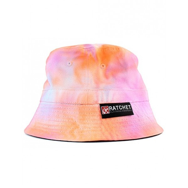 Ratchet bucket hat, klobouk