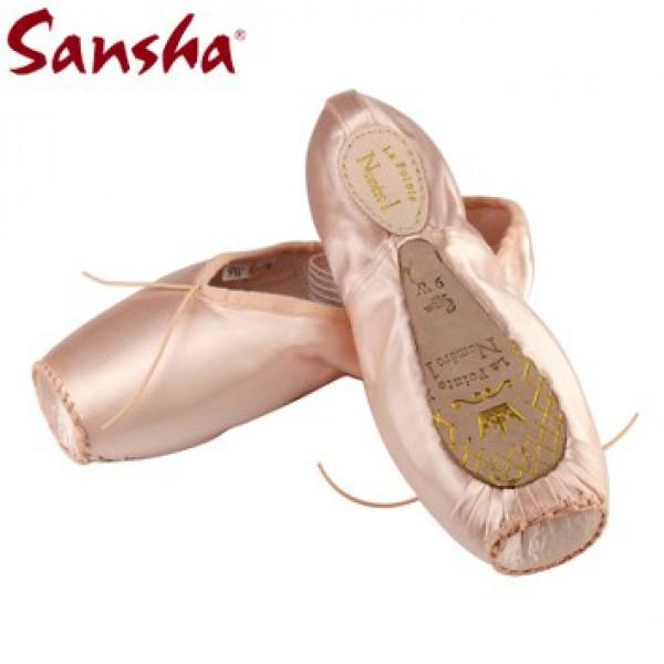 Sansha La Pointe Numero 1 LAP01, baletní špice