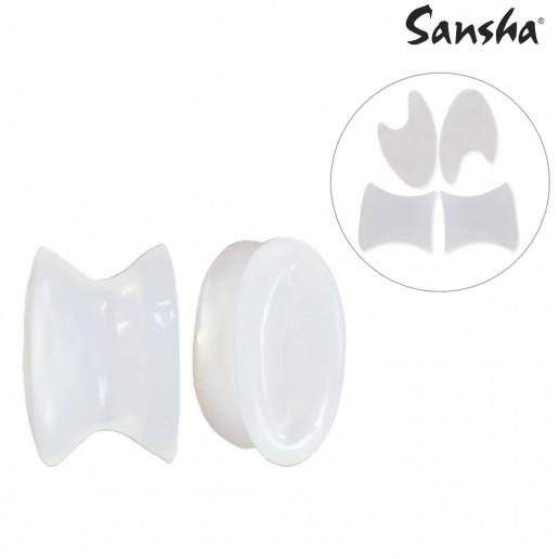 Sansha Toe spacers TS01, gelový oddělovač