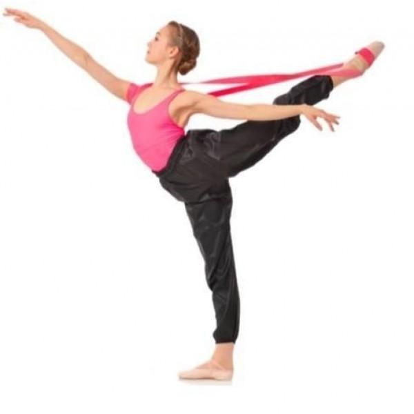 K.H. Martin stretching bands, protahovací guma růžová MEDIUM