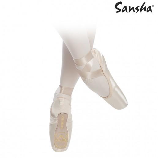 Sansha Celebrita 600HSL, baletní špice