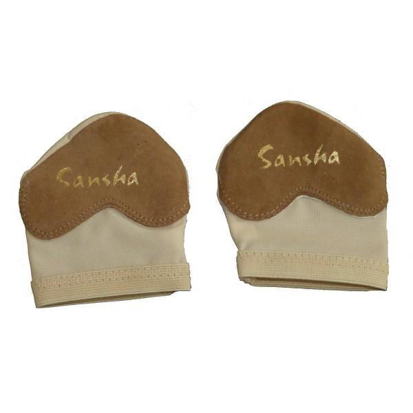 Sansha Chris, taneční ťapky