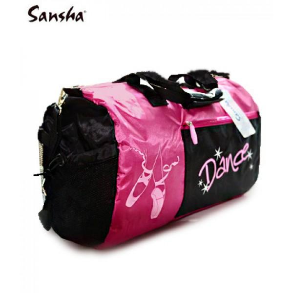 Sansha dětská taška s tanečním motivem
