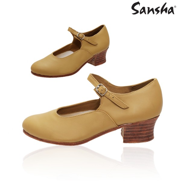 Sansha Volga CL02L, charakterky