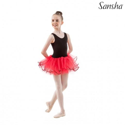 Sansha Fifi DF013P, dětská tutu sukně