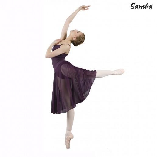 Sansha Misti 1, středně dlouhá baletní sukně