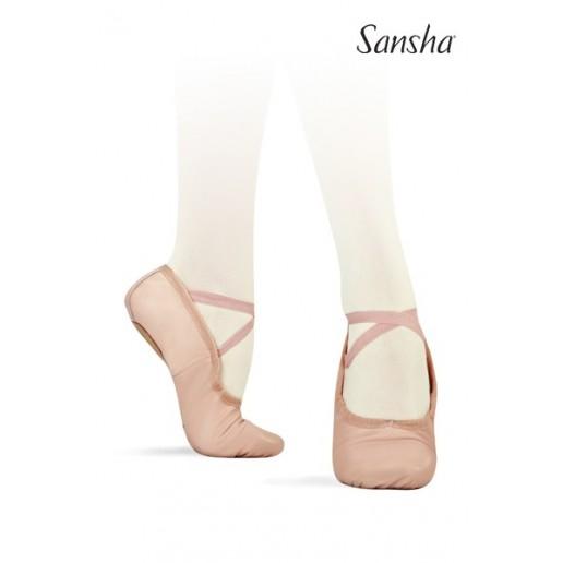 Sansha Pro1L, baletní cvičky