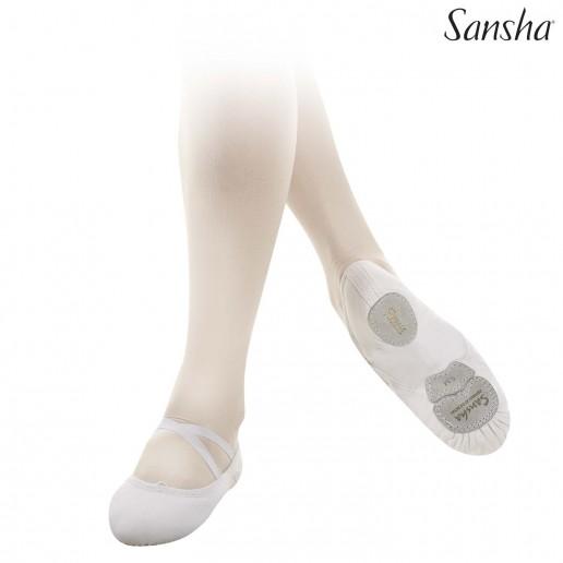 Sansha Finesse 2 52C, baletní cvičky
