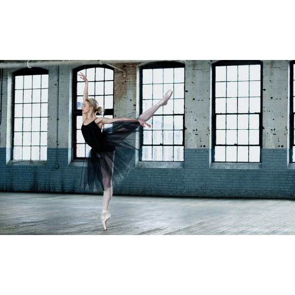 Capezio Airess Broad 7.5 Shank 1132B, baletní špice
