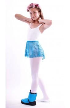 Capezio pull on jacquard, baletní sukně