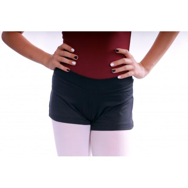 Capezio short BX600C, krátké kalhoty pro děti