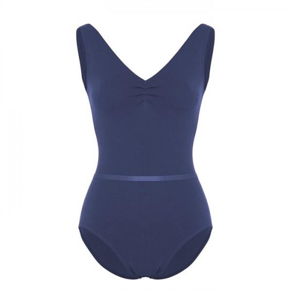 Capezio  CAD201B, baletní dres na široká ramínka