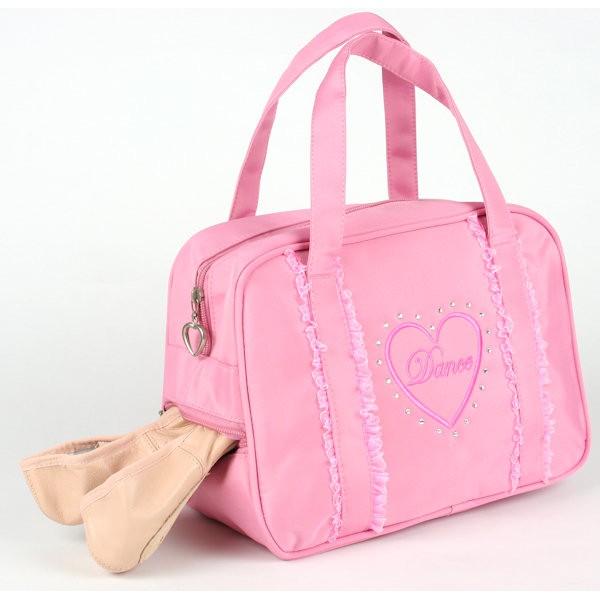 Capezio Dance Heart Duffle bag, dětská taška