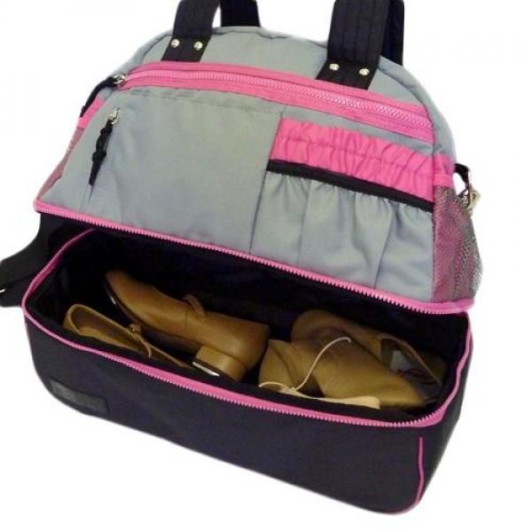 <span style='color: red;'>Prodej skončil</span> Multiprostorová brašna Capezio Multi Compartment Bag B122 pro tanečníky