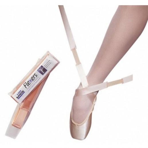 Capezio Flexers Ribbons BH310B, stuha pro baletní špice