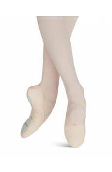 Capezio Canvas Juliet 2028B, baletní cvičky