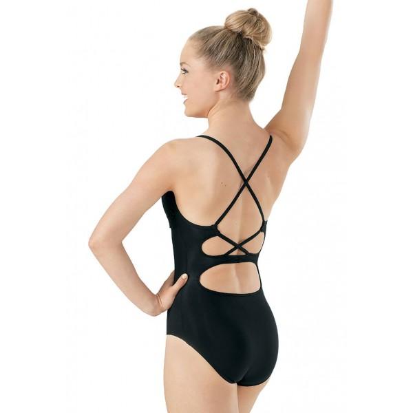 Capezio Strappy Back, baletní dres