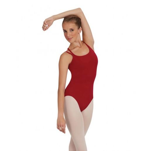 Capezio criss cross, ženský baletní dres