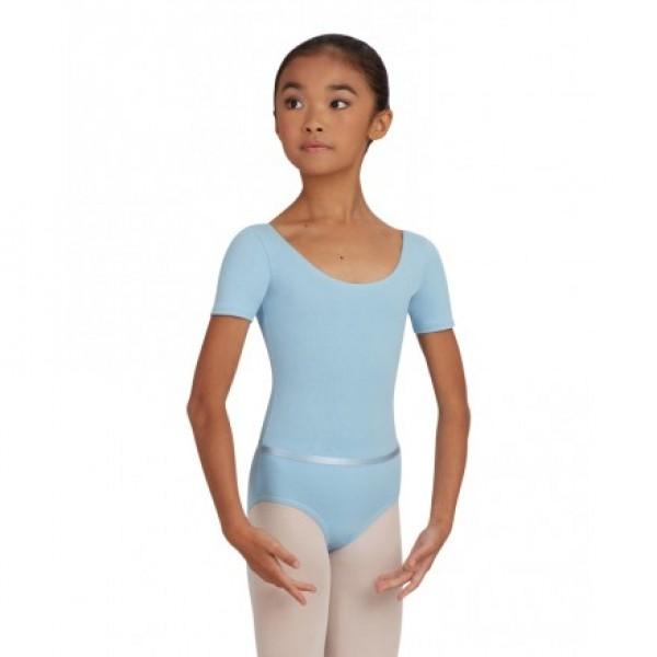 Capezio TC0054C dětský dres s krátkým rukávem