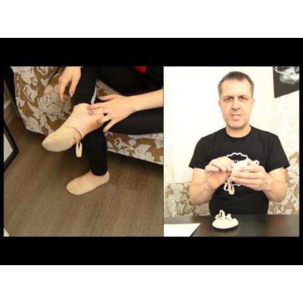 Bloch Vantage, dámská obuv na současný tanec