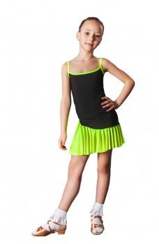Dětská sukně na latino 342
