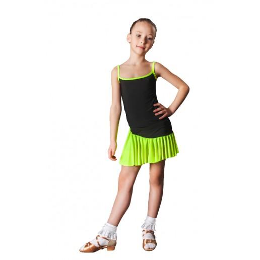 Dětská suknénka na latino Basic