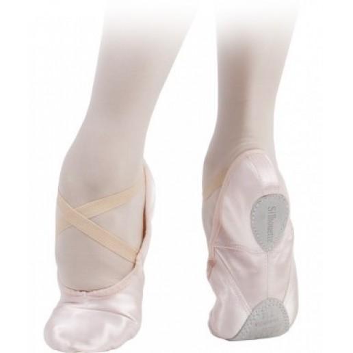Sansha Silhouette 3S, baletní cvičky