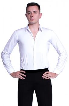 Pánská košile, body na společenský tanec basic