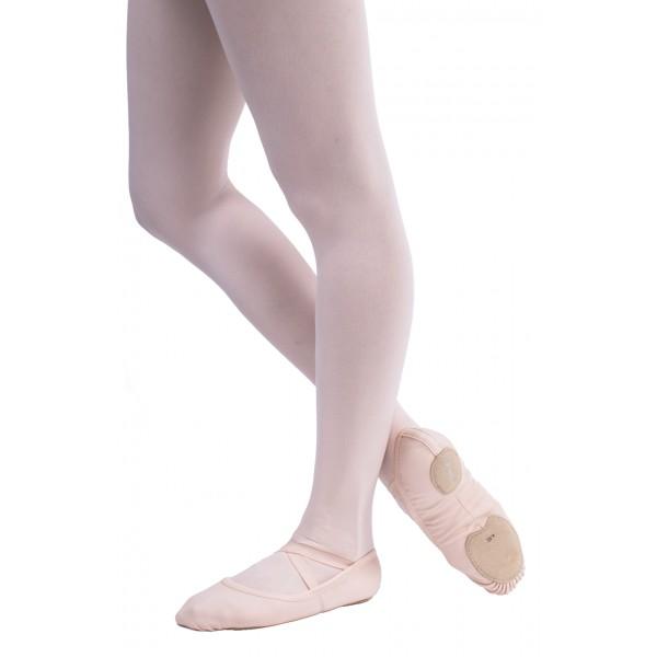 Capezio HANAMI, dětské baletní cvičky