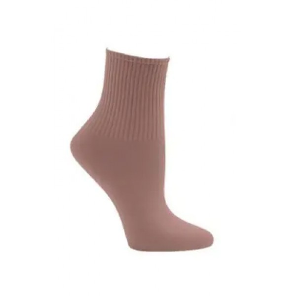 Capezio Ribbed sock, ponožky