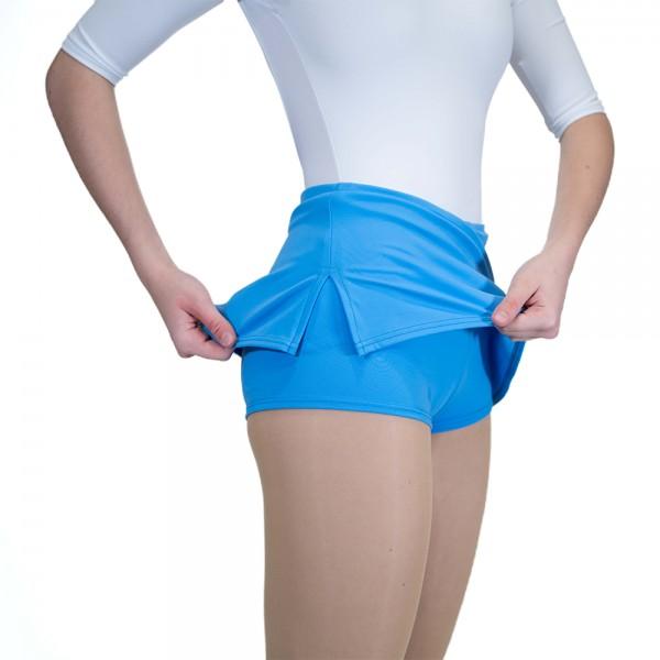 Capezio, sukně s krátkými kalhotami