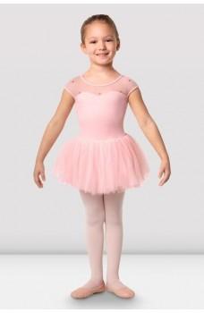 Bloch Dutchess, dětský dres s tutu sukýnkou
