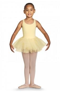 Bloch Clara CL8735, dětský dres s tutu sukýnkou