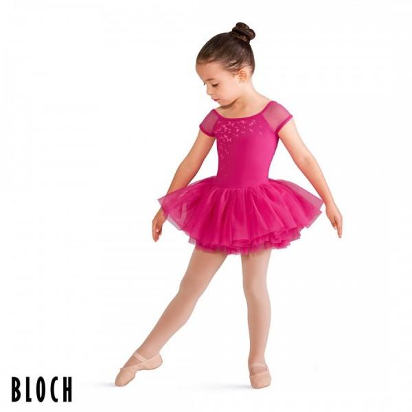 Bloch Abelle, dětský dres s tutu sukýnkou
