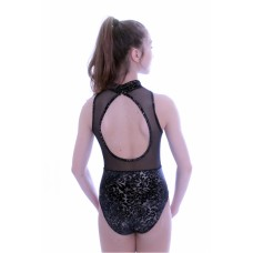 Capezio Damask High Neck, dámský dres