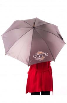 DanceMaster deštník se zahnutou rukojetí