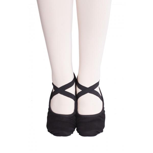 Dansez Vous Vanie L, elastické baletní cvičky