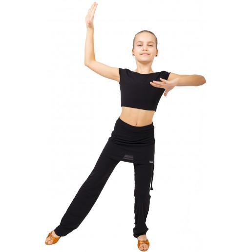 Dívčí trénikové kalhoty