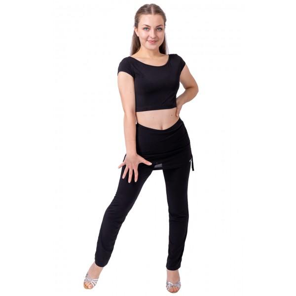 Dámské tréninkové kalhoty na latinu