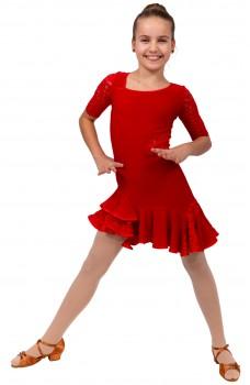Dětské šaty na latino Basic