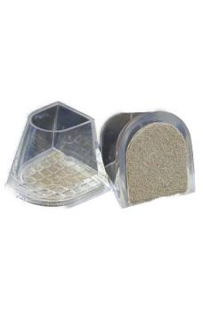 Flare Cut Leather, ochrana podpatků kůže