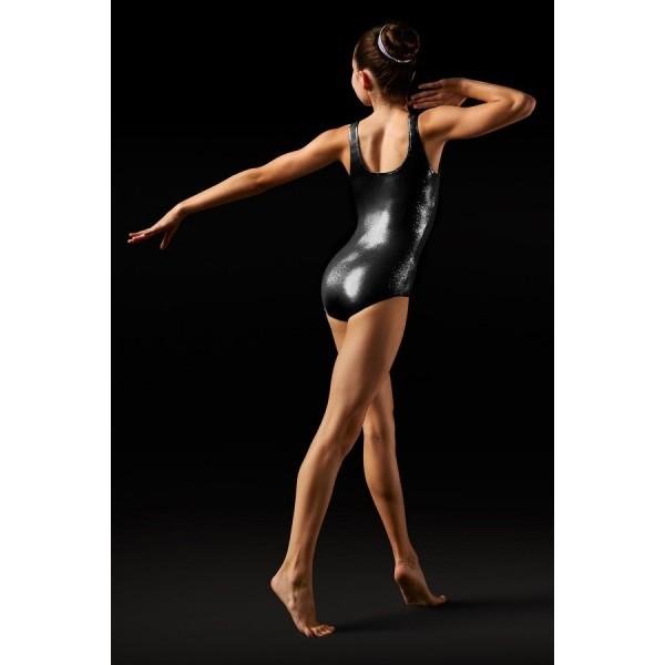 Bloch Leos Foil Tank Leotard, gymnastický dres pro dámy